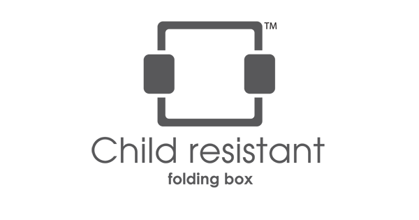 child ​resistant packaging​​